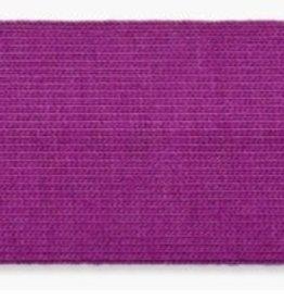 Tricot biais 20 mm violet