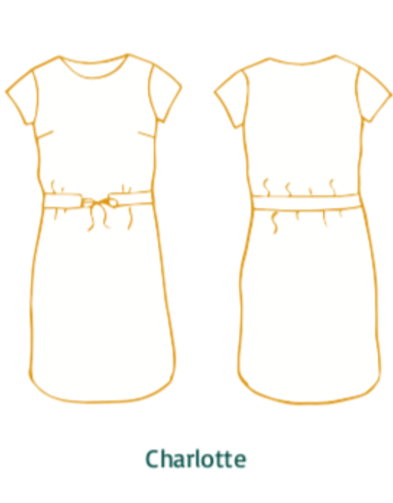 Atelier Jupe Charlotte & lou, jurk en top