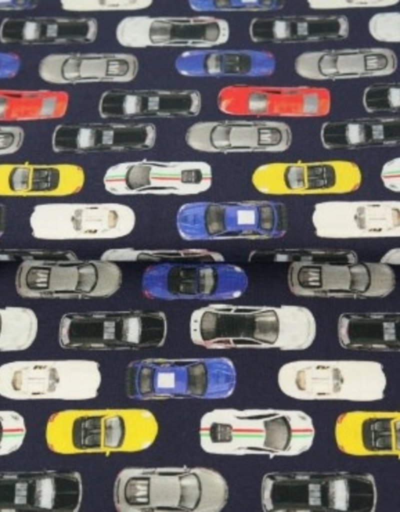Cars all over