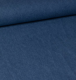 Denim washed blue