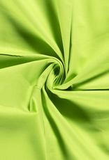 Canvas uni licht groen