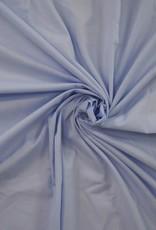 Batist katoen babyblauw