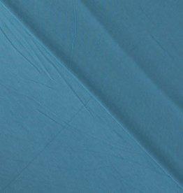 Bamboo tricot katoen grijs blauw
