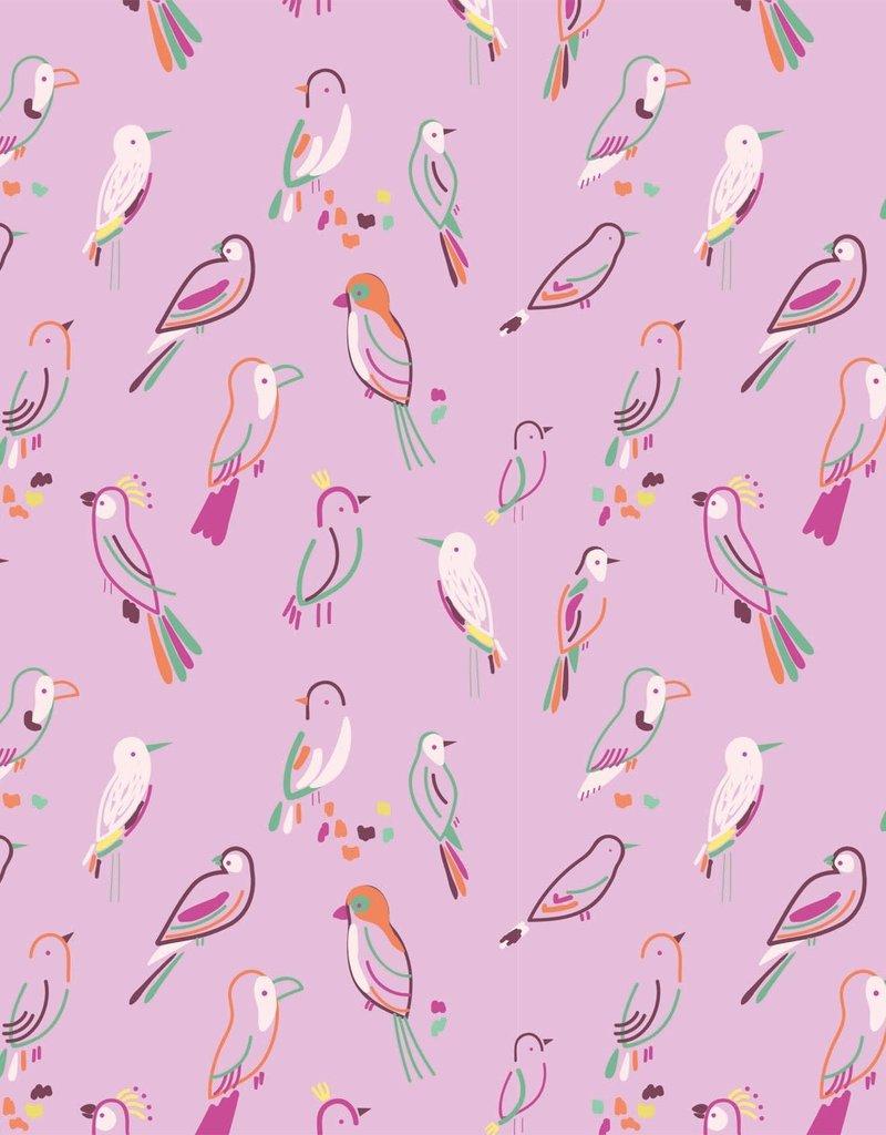 Birds rose