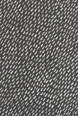 Autumn Bunny stripes gray