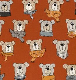 Sweat bears brown