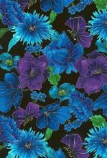 Allover flowers