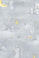 Bunnies grey