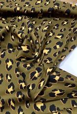 Leopard kaki/yellow