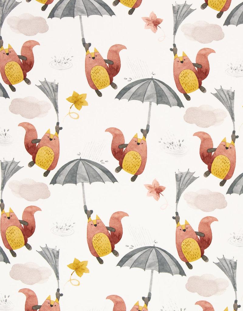 Lycklig Let's rain again  umbrella