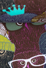 Kleurige uilen
