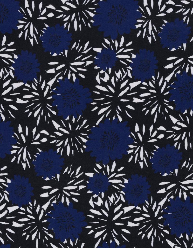 Antonia Flower blue