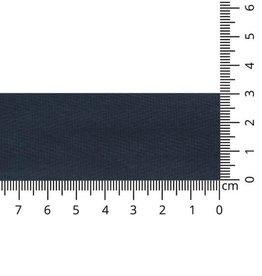 Keperlint 30 mm donker blauw