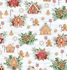 Ginger house