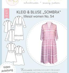 """Lillesol und Pelle KLeed/blouse """"Sombra"""" n° 54"""