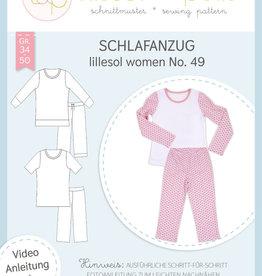 Lillesol und Pelle Pyjama dames n° 49
