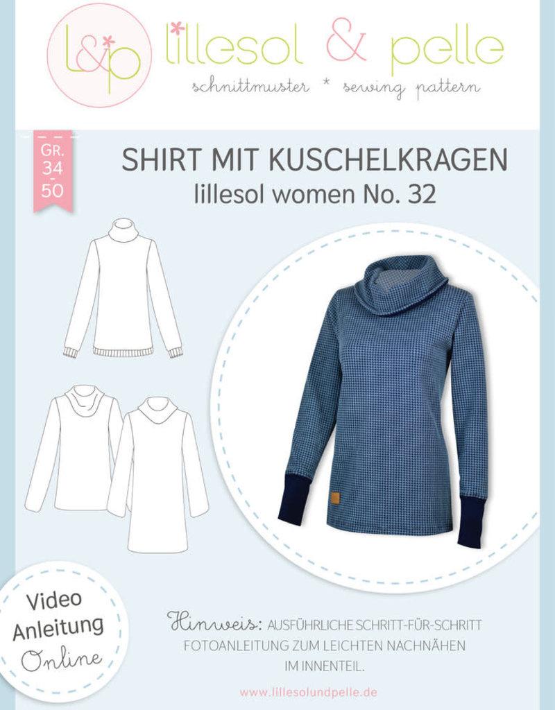 Lillesol und Pelle T shirt met rolkraag n° 32