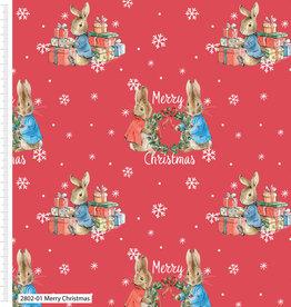 Peter Rabbit christmas gift