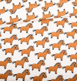 Eva Mouton Pony  french terry
