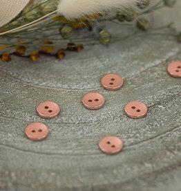 See  You At Six Knoop metaal 10mm  textuur rosé koper