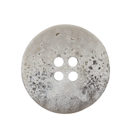 Polyester knoop grijs 20 mm