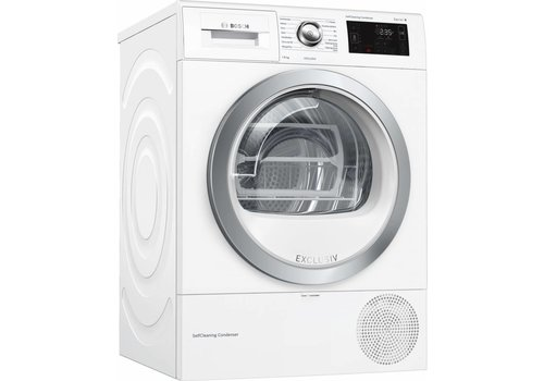Bosch WTU87691NL NU € 50,- CASH-BACK