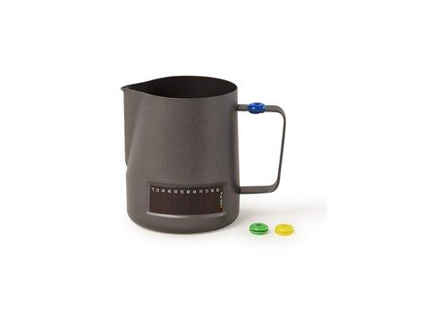 Latte Pro Melkkannetje 0,6 liter zwart
