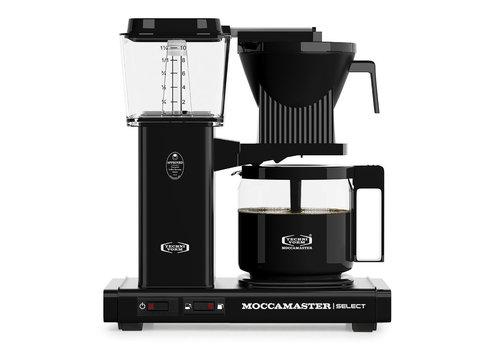 Moccamaster KBG Select Black