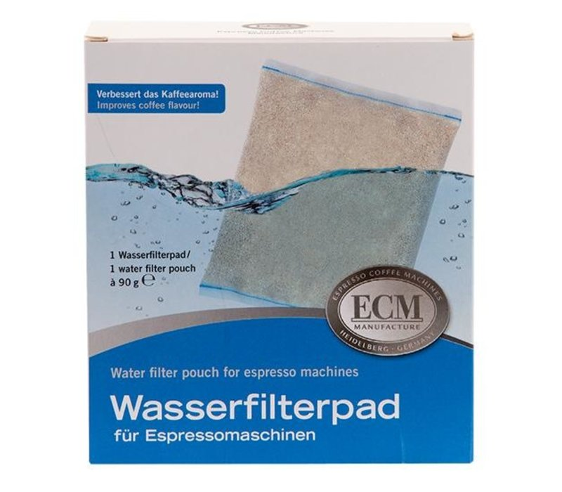 Waterfilterpad