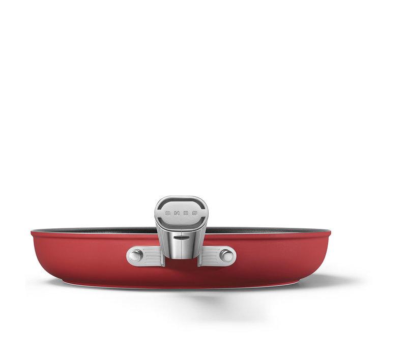 CKFF2801RDM koekenpan rood