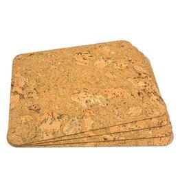 Table mats natural (set of 4)