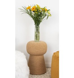 Cork stool champagne stopper XL