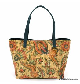 Tote Bag  Amy Turquoise