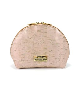 Captain Cork WENDY - Make-up bag pink/gold