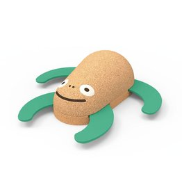 Captain Cork Bath toy Frog