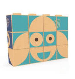 Puzzel blokken