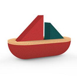 Badspeeltje De Zilte Zeilboot