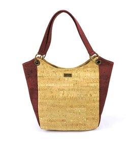 Hobo Bag Karina Wine