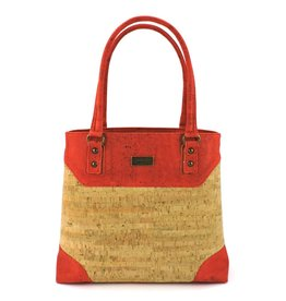 Captain Cork SOFIA - Stylish purse Red /Captain Cork Label
