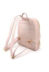 PETRA - Prachtige, duurzame rugzak rosé/goud
