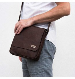 Captain Cork ROBIN - Messenger bag brown