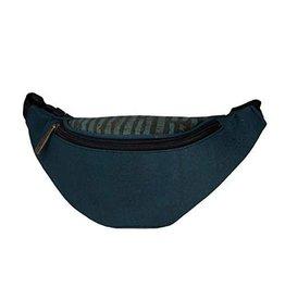 Captain Cork Belt Bag Turquoise