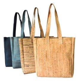 Captain Cork HELENA - Tote bag natural