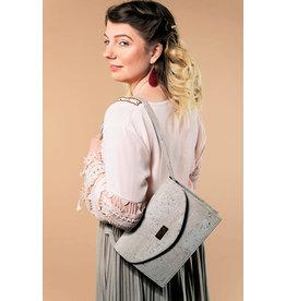 Timeless Shoulder bag Tinne in Grey