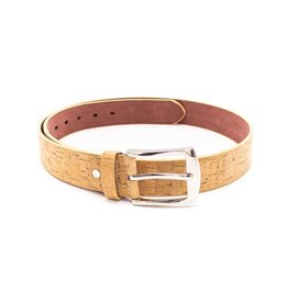 Captain Cork Riem Naturel Unisex