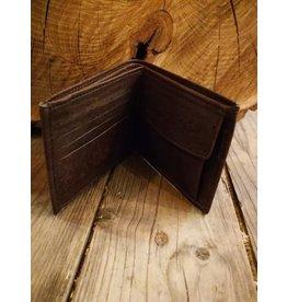 Captain Cork Bjorn Cork wallet in brown