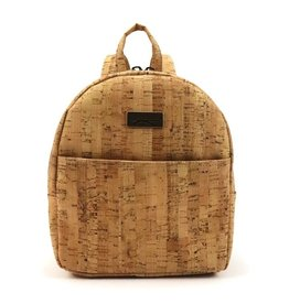 Captain Cork INE - Mini backpack naturel