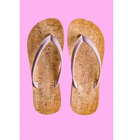 Captain Cork FLIP FLOP Chick Pink size 36