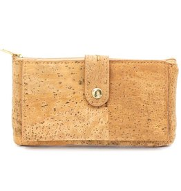 Captain Cork Wallet and card holder Elise natural