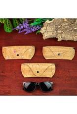Captain Cork Cork soft case for glasses natural